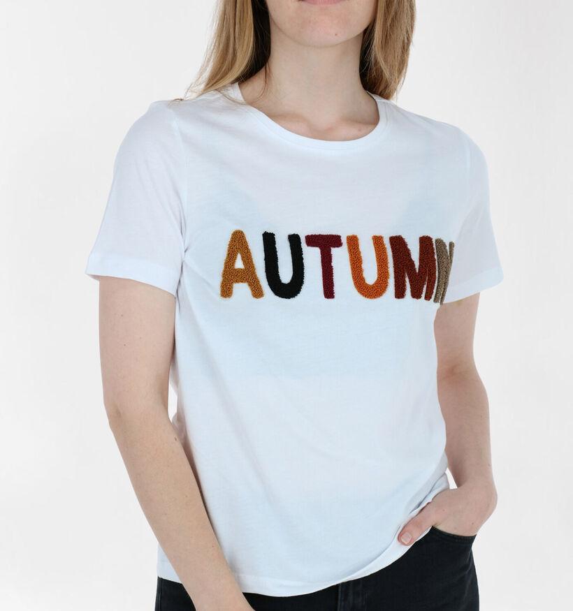 Vila Zwarte T-shirt (284768)