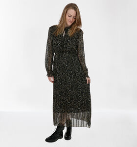 Bellita Baraka Robe Longue en Noir (289755)