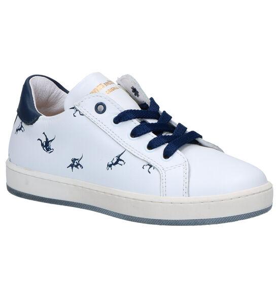 STONES and BONES Gedin Chaussures en Blanc