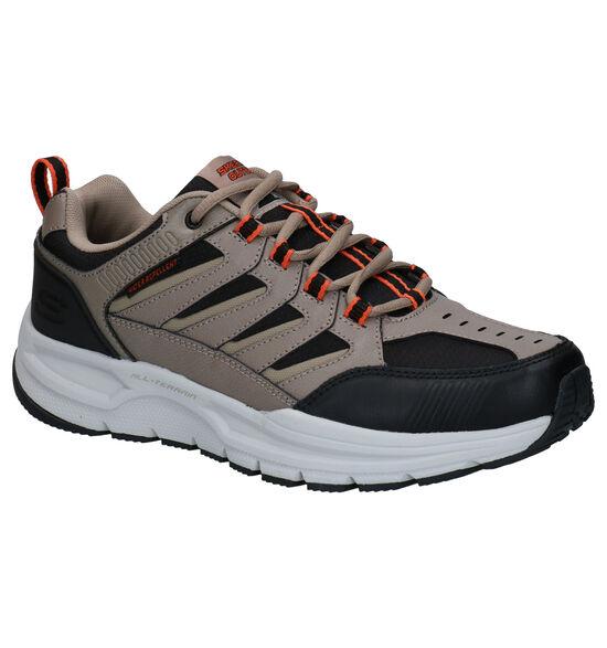 Skechers Escape Plan 2.0 Chaussures de marche en Beige