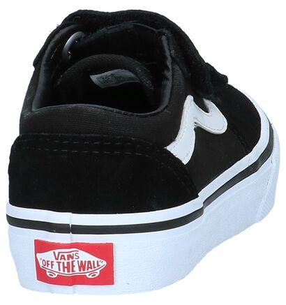 Vans Skate sneakers en Noir en daim (235951)