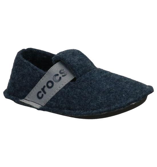 Crocs Classic Slipper Blauwe Pantoffels