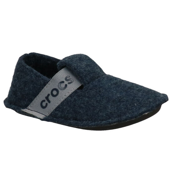 Crocs Classis Slipper Pantoufles en Bleu