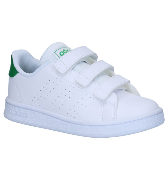adidas Advantage Baskets en Blanc