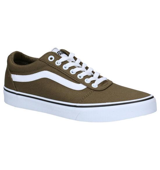 Vans Ward Kaki Sneakers