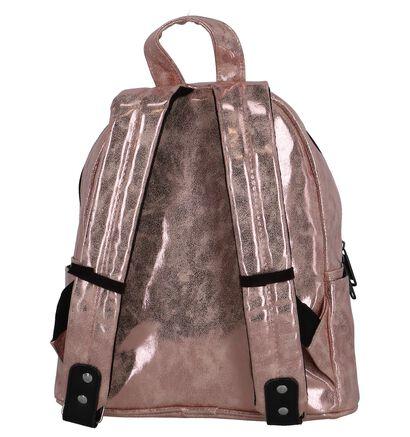 HXTN Sacs à dos en Noir en simili cuir (258220)