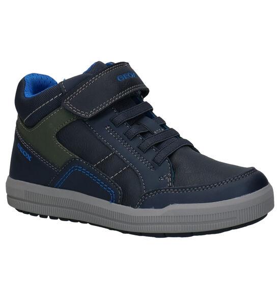 Geox Arzach Chaussures hautes en Bleu