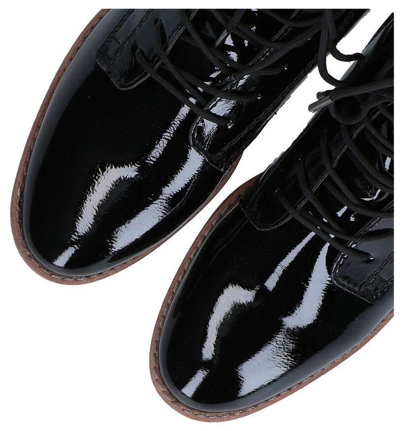Tamaris TOUCH it Bottines en Noir en simili cuir (280667)