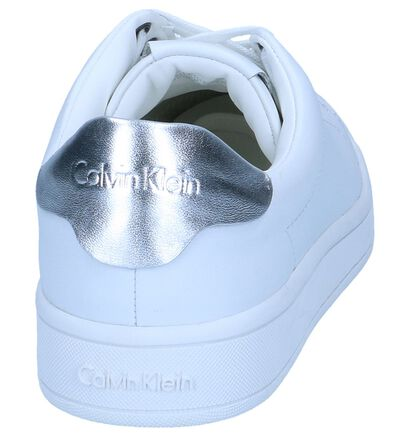 Witte Sneakers Calvin Klein Solange, Wit, pdp