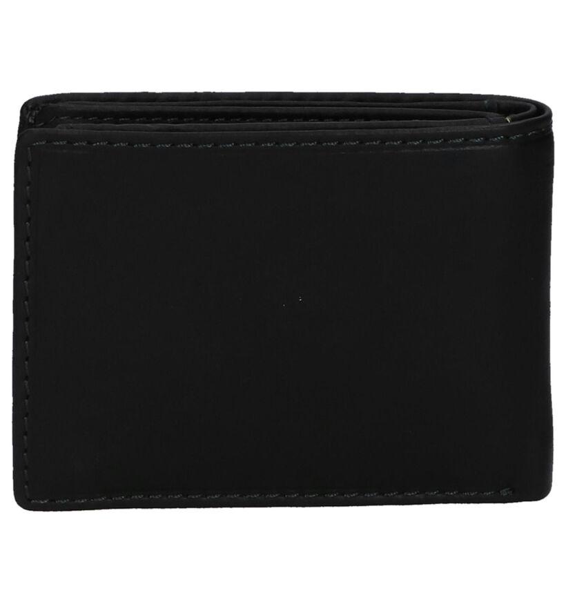 Maverick Zwarte Portefeuille in leer (273967)