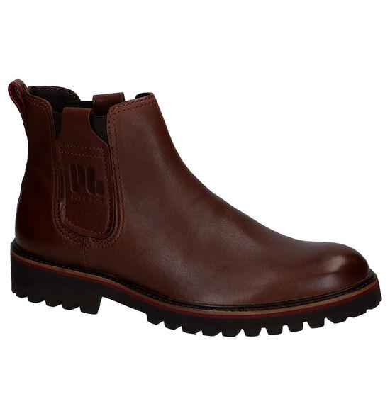Pius Gabor Bruine Chelsea Boots