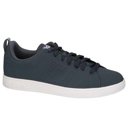 Donkergroene Sneakers adidas VS Advantage, Grijs, pdp