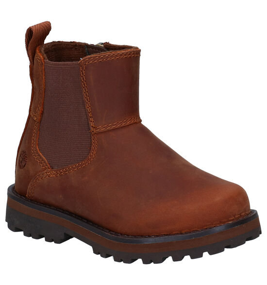 Timberland Courma Kid Chelsea Bottes en Brun