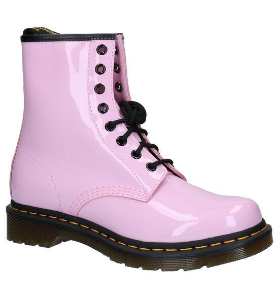 Dr. Martens 1460 Roze Boots
