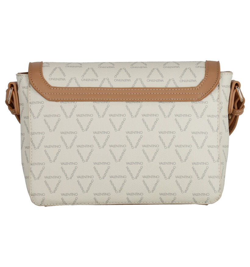 Valentino Handbags Liuto Bruine Crossbody Tas in kunstleer (275809)