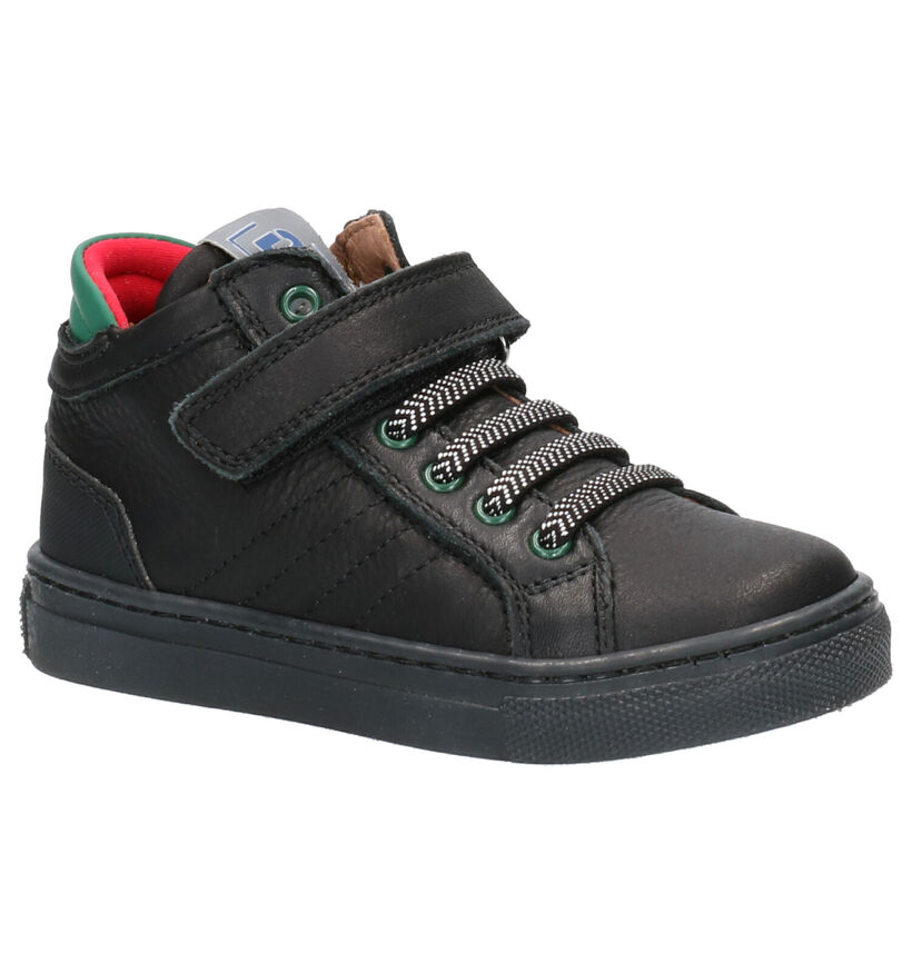 FR by Romagnoli Zwarte Sneakers in leer (255604)