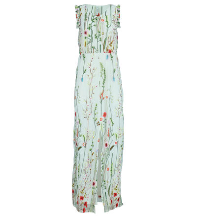 Miracles Witte Maxi Jurk (278041)