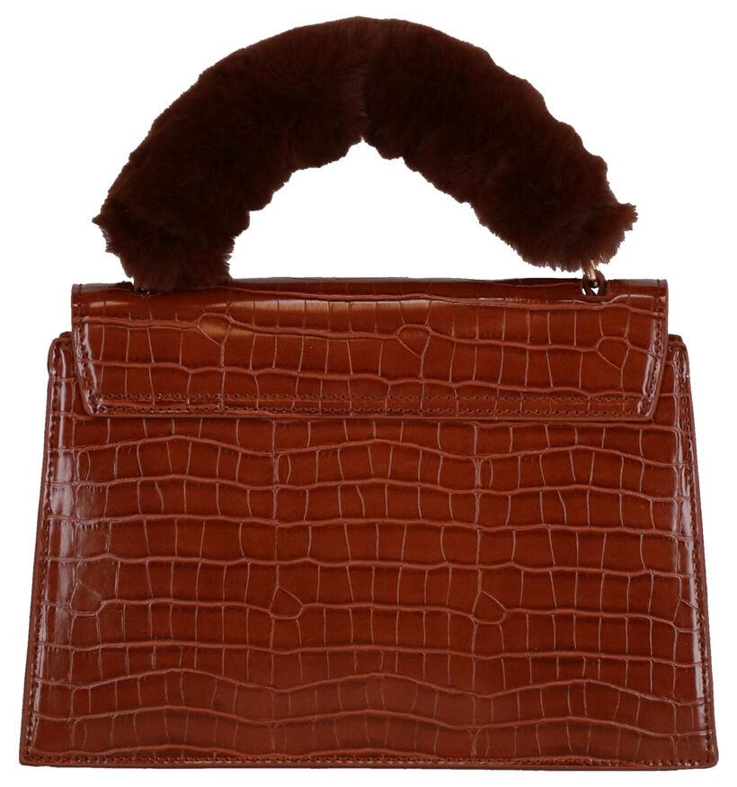 Inyati Olivia Sac à Main en Cognac en simili cuir (275465)