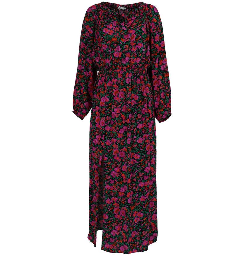 Kilibbi Robe Longue en Fuchsia (279014)