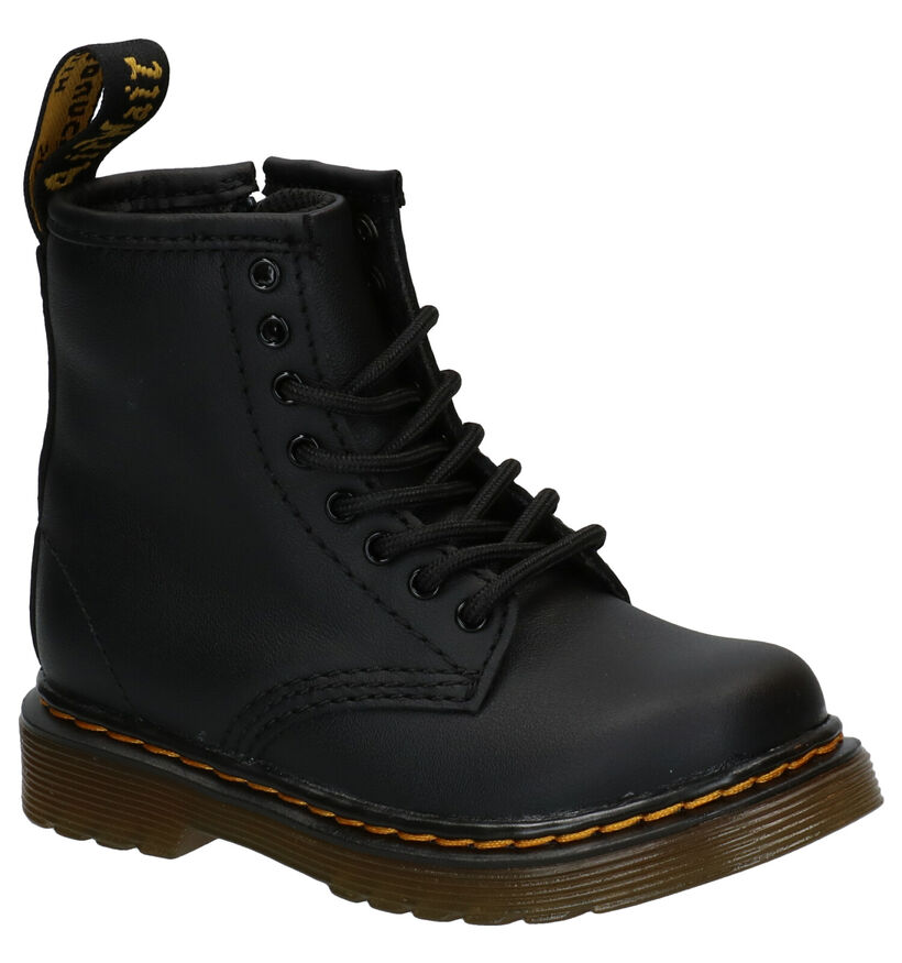 Dr. Martens 1460 Bottines en Noir en cuir (276477)