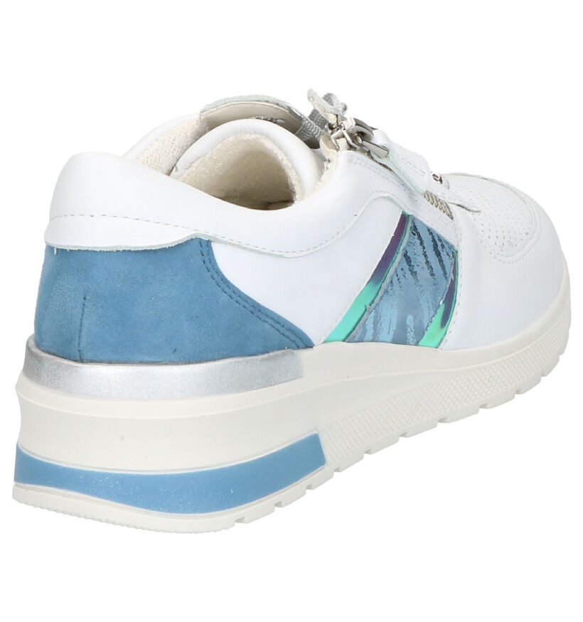 Ara Neapel Highsoft Chaussures à lacets en Blanc en cuir (272305)