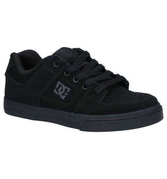 DC Shoes Pure Zwarte Skateschoenen