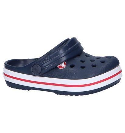 Blauwe Slippers Crocs Crocband in kunststof (245174)