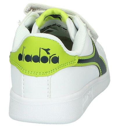 Witte Sneakers Diadora Game P PS, Wit, pdp