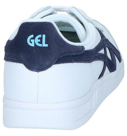 Witte Sneakers Asics Gel Vickka TRS in leer (238186)