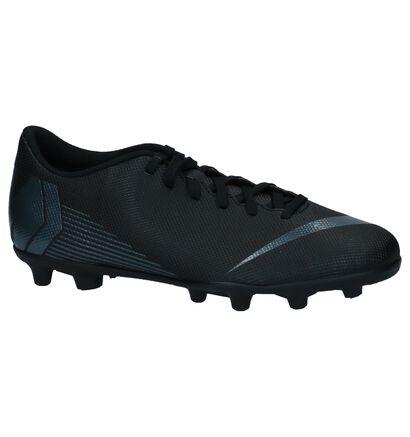Nike Vapor Chaussures de foot en Noir en simili cuir (222680)