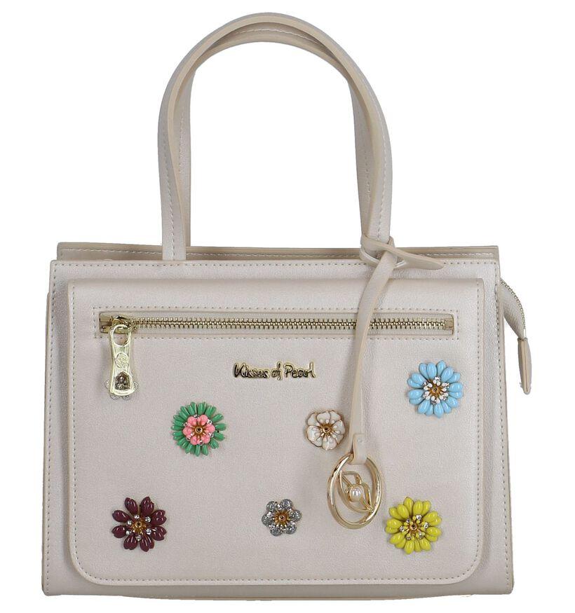 Gouden Handtas Kisses of Pearl in kunstleer (248247)