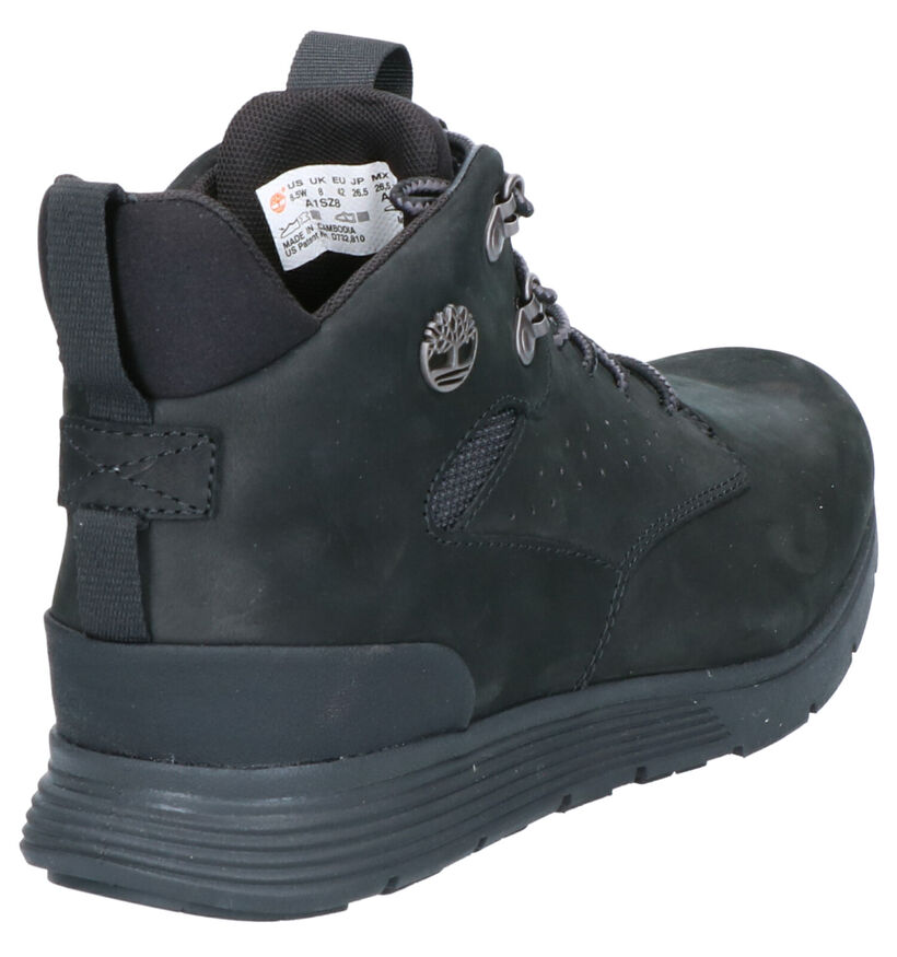 Timberland Killington Boots Zwart in nubuck (255238)