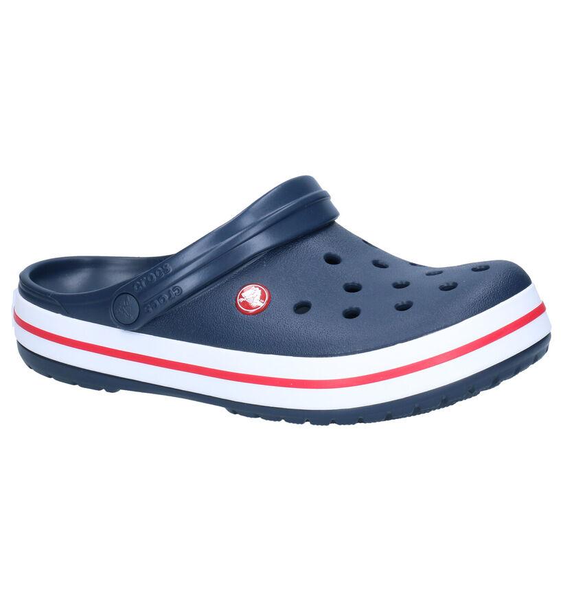 Crocs Crocband Roze Slippers in kunststof (270762)