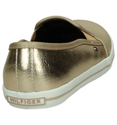 Tommy Hilfiger Baskets sans lacets  (Bronze), Bronze, pdp