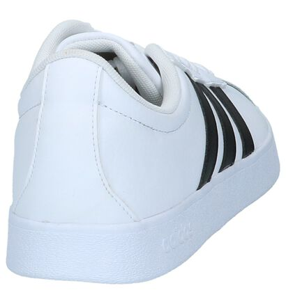 Witte Sneakers adidas VL Court 2.0, Wit, pdp