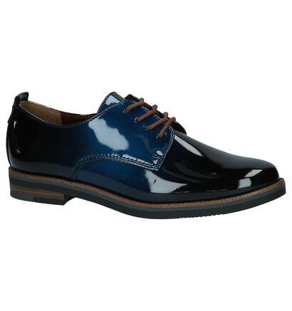 Marco Tozzi Chaussures à lacets  (Bleu foncé), Bleu, pdp