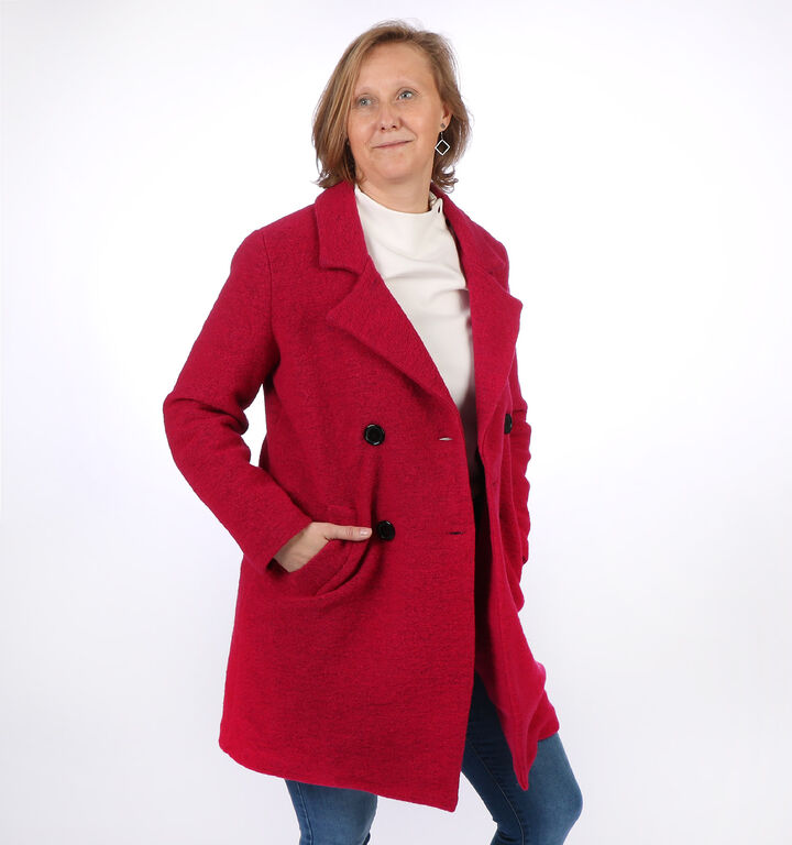 Bellita Cathy Manteau en Rose