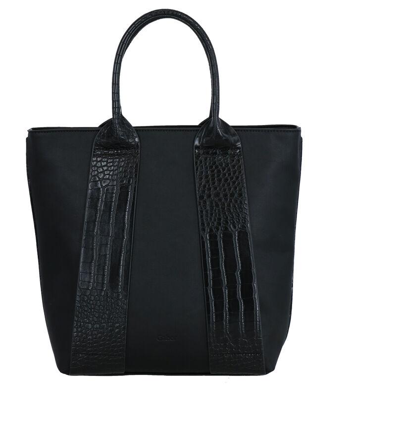 Gabor Runa Sac à main en Noir en simili cuir (279510)