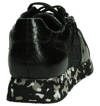 Tamaris Zwart Sneaker, Zwart, pdp