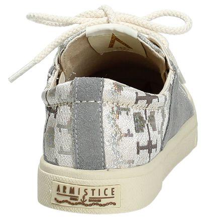 Armistice Chaussures sans lacets  (Multicolore), Argent, pdp