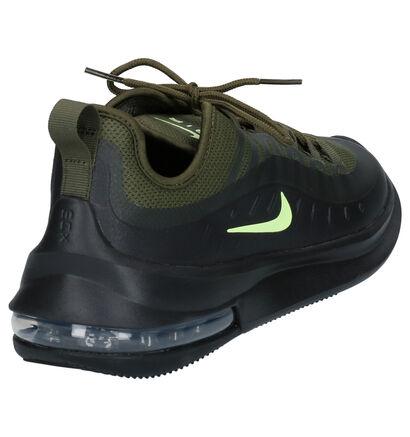 Zwart/Gouden Sneakers Nike Air Max Axis in kunststof (249763)