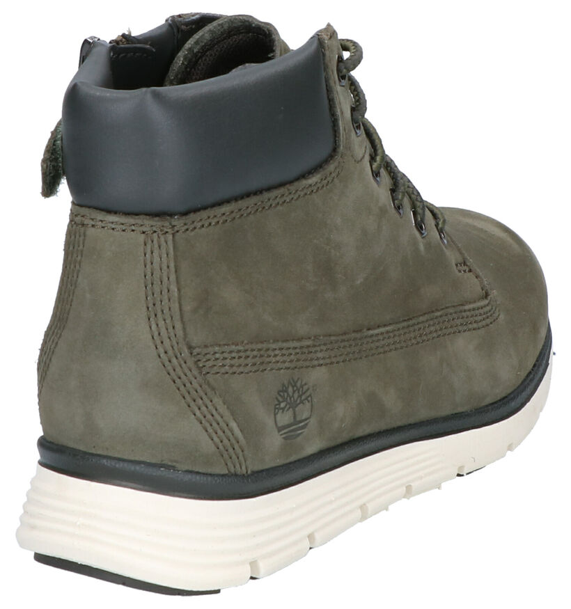 Timberland Killington 6 Inch Blauwe Boots in nubuck (254738)