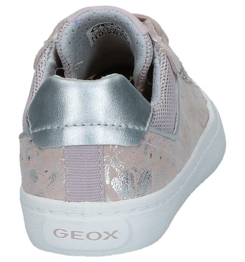 Geox Chaussures basses en Beige en daim (237980)