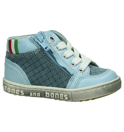 Stones and Bones Chaussures hautes  (Bleu clair ), Bleu, pdp