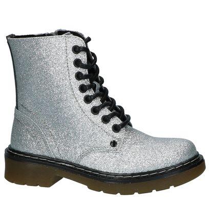 Bullboxer Chaussures hautes en Argent en textile (221670)
