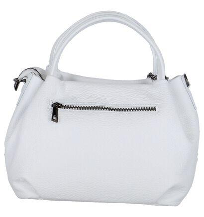 Witte Handtas My Best Bag in leer (241446)