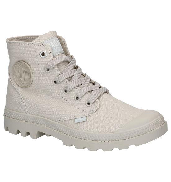 Palladium Pampa Beige Sneakers