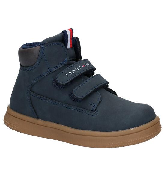 Tommy Hilfiger Blauwe Hoge Schoenen