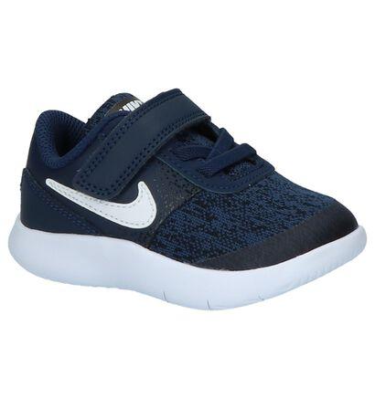 b81e8ac82c0a9 Nike Baskets pour bébé (Bleu foncé)