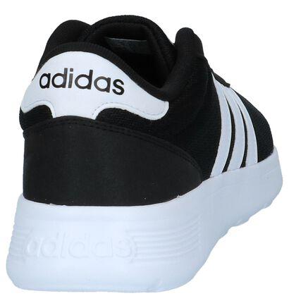 adidas Lite Racer Baskets en Vert Kaki en textile (237215)